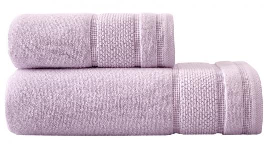 Полотенце махровое ТМ Arya жаккард Poise light pink