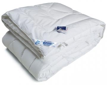 Одеяло зимнее ТМ Руно искусственный лебединый пух