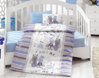Детский постельный комплект ТМ Cotton Box ранфорс Midilli