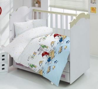 Детский постельный комплект ТМ Arya Little Pirate
