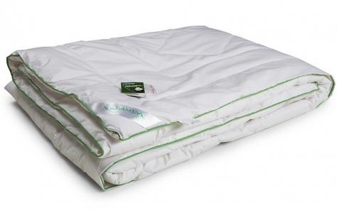 Одеяло зимнее ТМ Руно бамбуковое волокно белое 140х205