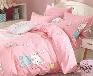Подростковое постельное белье Вилюта сатин-твил 348