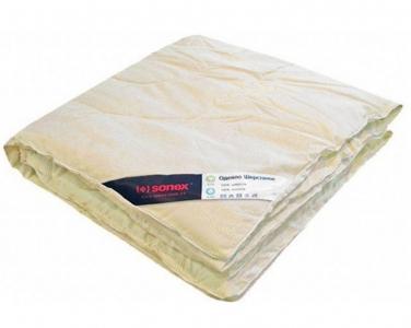 Одеяло зимнее шерстяное ТМ Sonex DreamStar