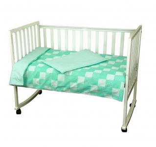 Детский постельный комплект ТМ Руно Клеточка