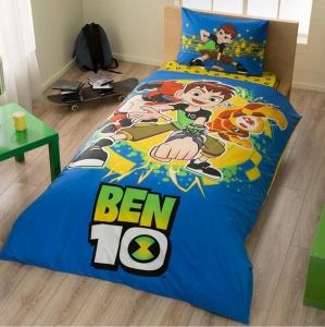 Подростковый постельный комплект ТМ TAС Ben 10