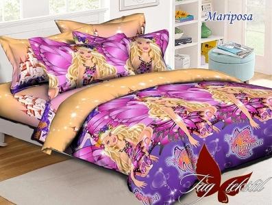 Подростковый постельный комплект ТМ TAG ранфорс Mariposa