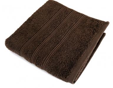 Полотенце махровое ТМ Irya Classis Brown
