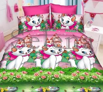 Подростковое постельное белье ТМ Selena ранфорс Красавица Marie