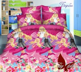 Подростковый постельный комплект ТМ TAG Барби
