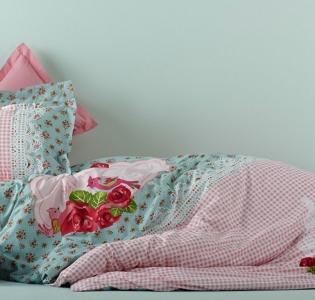 Подростковое постельное бельё ТМ Karaca Home Luci