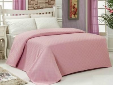 Простынь хлопковая ТМ Arya Dama розовая