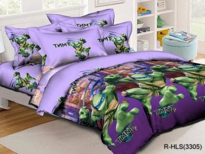 Подростковое постельное белье ТМ HomyTex Черепашки ниндзя