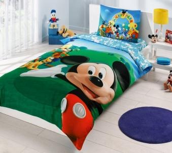 Подростковый постельный комплект ТМ TAС Mickey Mouse Club