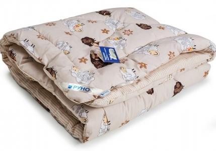Одеяло детское шерстяное ТМ Руно Барашки