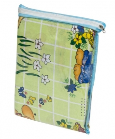 Детский постельный комплект ТМ Leleka-Textile ранфорс Мишки салатовый