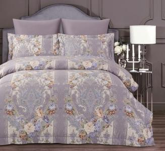 Постельное белье ТМ Arya сатин Fashionable Diandra евро-размер