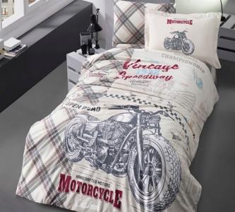 Подростковое постельное белье ТМ Clasy Мотоцикл