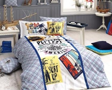 Подростковый постельный комплект ТМ First Choice Surf