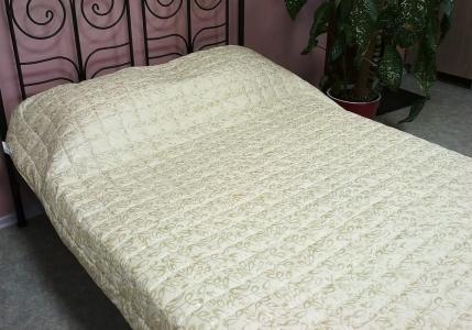 Одеяло-покрывало ТМ Leleka-Textile микрофибра M7
