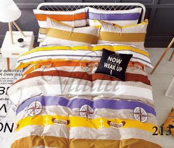 Подростковое постельное белье ТМ Вилюта сатин-твил 213