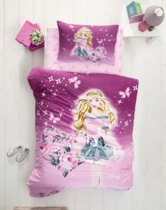 Подростковое постельное бельё ТМ Cotton Box ранфорс Cottongirl Murdum