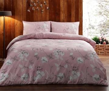 Постельное белье ТМ TAC сатин Bueno Pink