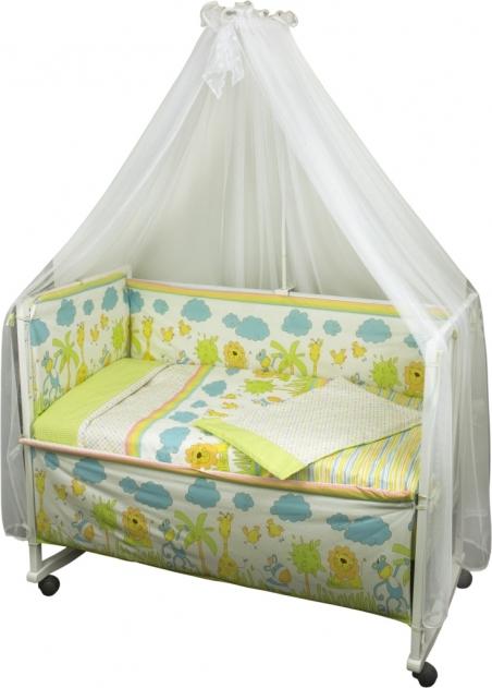 Детский постельный комплект ТМ Руно Джунгли
