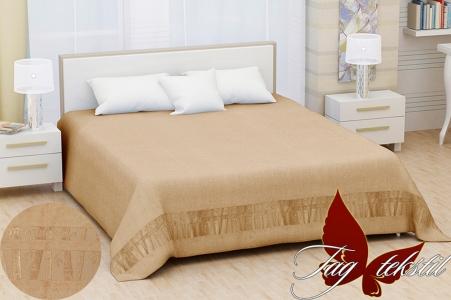 Простынь махровая ТМ Hanibaba Bamboo beige 200х220