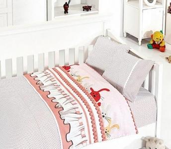 Детский постельный комплект ТМ First Сhoice Ginny Pudra