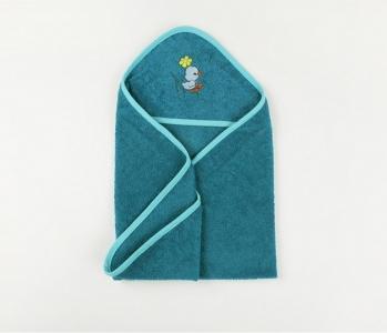 Полотенце-уголок для купания ТМ Lotus Duck 05