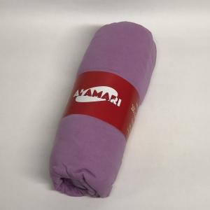 Простынь на резинке с наволочками ТМ Fida Almari трикотажная lilac