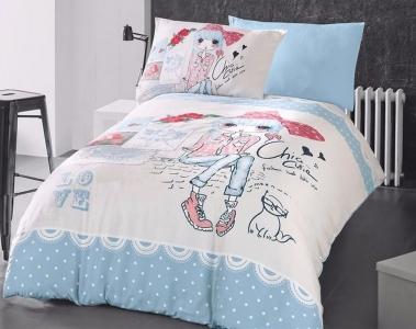 Подростковый постельный комплект ТМ First Choice Clarice
