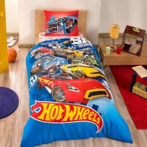 Подростковый постельный комплект ТМ TAС Hot Wheels