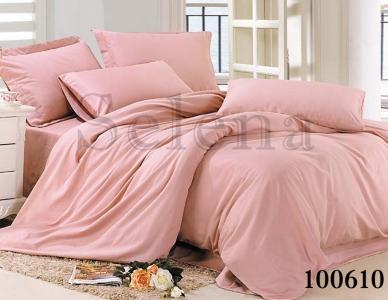 Постельное белье ТМ Selena бязь Светло Розовый 100610