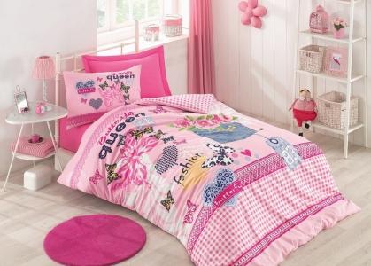 Подростковое постельное бельё ТМ Cotton Box ранфорс Queen