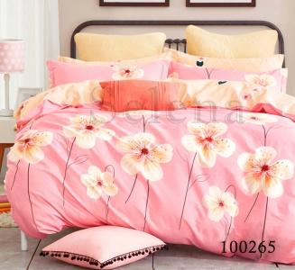 Постельное белье ТМ Selena бязь Весеннее настроение-2 100265