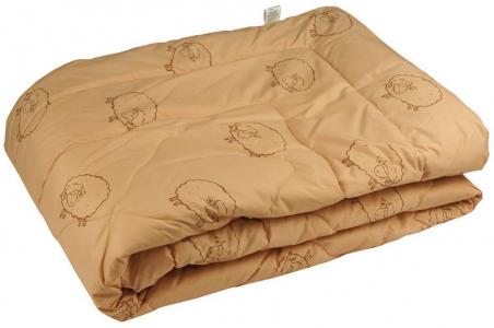 Одеяло зимнее ТМ Руно Барашка комфорт +