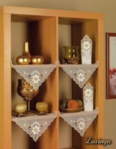 Набор салфеток для дома 6 шт ТМ Arya Kayaoglu Lavinya