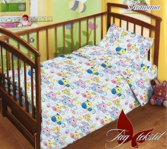 Детский постельный комплект ТМ TAG Котята