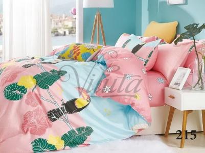 Подростковое постельное белье ТМ Вилюта сатин-твил 215