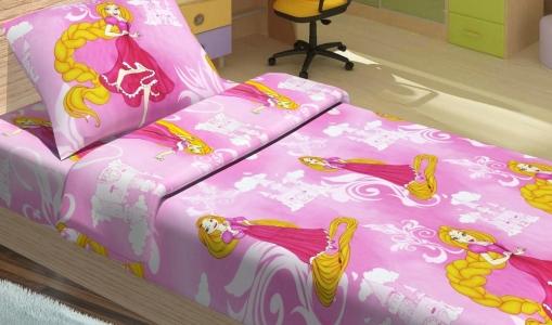Подростковое постельное бельё ТМ Lotus ранфорс Rapunzel