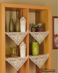 Набор салфеток для дома 6 шт ТМ Arya Kayaoglu Mimoza