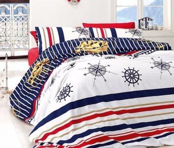 Подростковый постельный комплект ТМ First Choice Aqua passi̇on