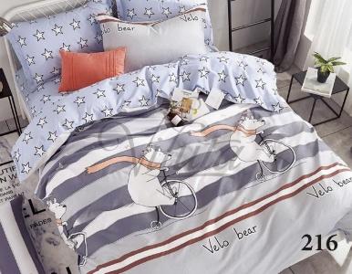 Подростковое постельное белье ТМ Вилюта сатин-твил 216