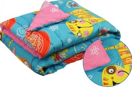 Одеяло зимнее ТМ Руно Yellow cat 140х205