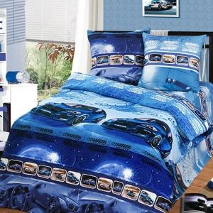 Подростковый постельный комплект ТМ ТOP Dreams Драйв
