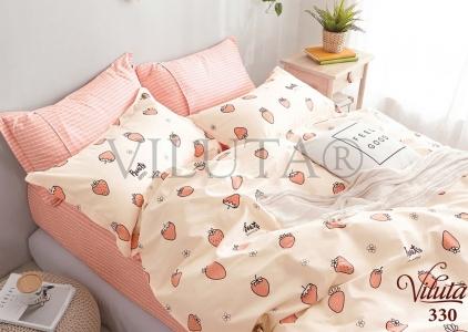Подростковое постельное белье ТМ Вилюта сатин-твил 330