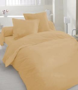 Постельное белье ТМ Nostra сатин гладкокрашеный 00-0155 Frost Almond Active