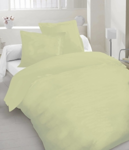 Постельное белье ТМ Nostra сатин гладкокрашеный 00-0188 Pale Olive Active