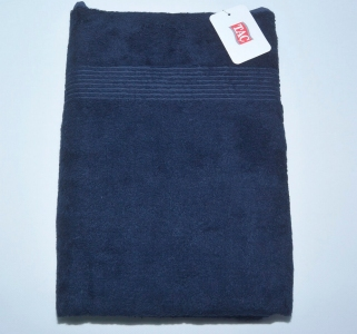 Полотенце махровое ТМ TAC Maison Dark Blue